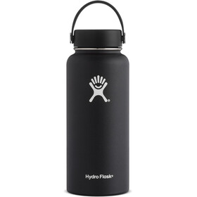 Hydro Flask Wide Mouth Flex Bottle 946ml Black